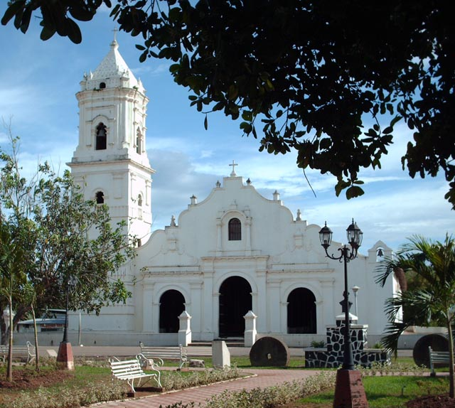 Iglesia de Nata, Church of Nata, Cocle, Panama