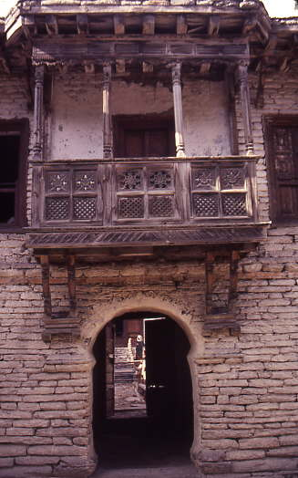 entrance-thakali-house